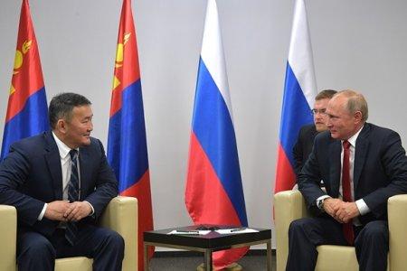 Монголия и Россия нуждаются друг в друге