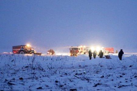 Парламентарии и руководство страны выражают соболезнования родным и близким погибших в авиакатастрофе 11 февраля в Подмосковье