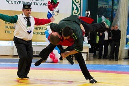 Национальные виды борьбы – достояние России