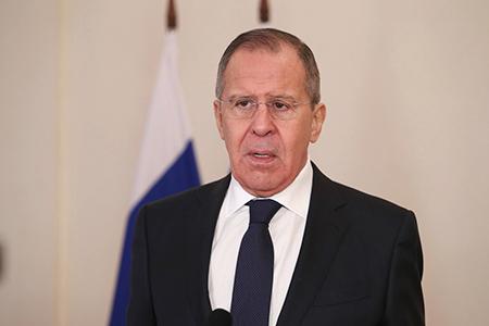 Поздравление Министра иностранных дел России С.В.Лаврова по случаю Дня дипломатического работника, Москва, 10 февраля 2018 года