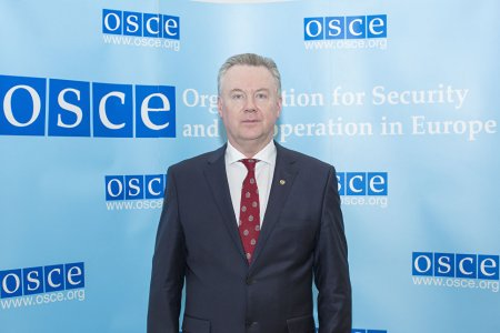 Выступление Постоянного представителя России при ОБСЕ А.К.Лукашевича на заседании Постоянного совета ОБСЕ, Вена, 15 февраля 2018 года