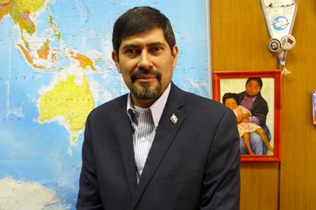 Посол Никарагуа Хуан Эрнесто Васкес Арайа: «Желаю России мира и процветания»