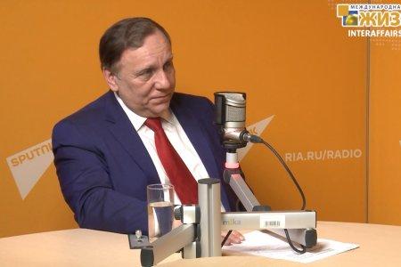 Андрей Бакланов – Заместитель Председателя ассоциации  российских дипломатов, востоковед (часть 1)