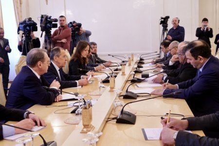 Россия и Алжир: высокий уровень взаимного доверия