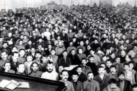 Учредительное собрание vs. Советы: в преддверии Гражданской войны