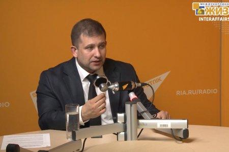 Манойло Андрей Викторович – политолог, член Научного совета при Совете Безопасности РФ, профессор МГУ, (часть 1-я)