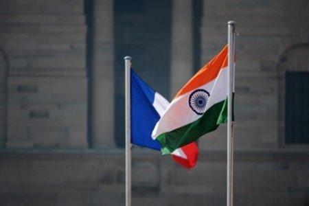 Франко-индийское партнёрство в Индийском океане