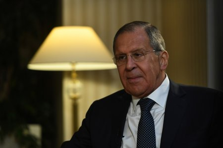Интервью Министра иностранных дел Российской Федерации С.В.Лаврова Телерадиокомплексу Президента Республики Казахстан, Астана,16 марта 2018 года