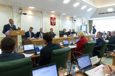 Научно-Экспертный Совет при Совете Федерации - о реализации Послания Президента России Федеральному Собранию