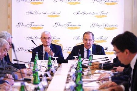 Фонд поддержки публичной дипломатии им.А.М.Горчакова определил приоритетные направления на 2019 год