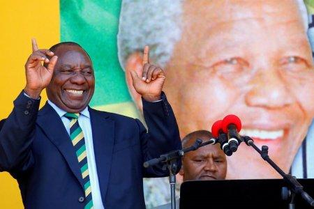 Ветер перемен в Южной Африке