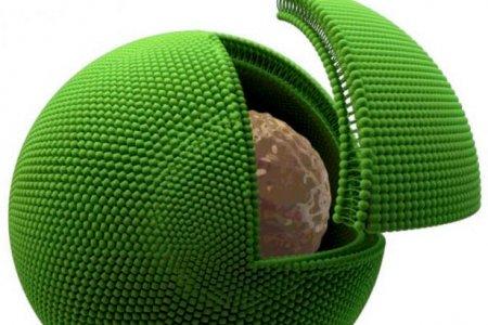 Британские биологи поместили живую клетку в искусственную
