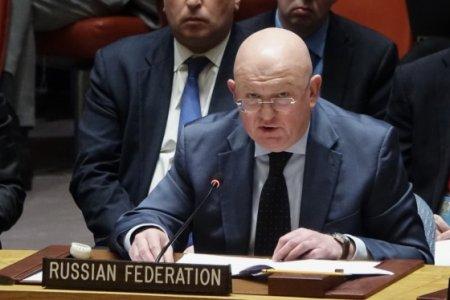 Заявление Постоянного представителя России в ООН