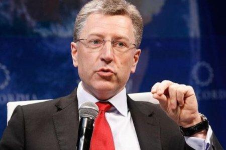 Заявление Курта Волкера по ЛНР и ДНР и проблемы политической реальности