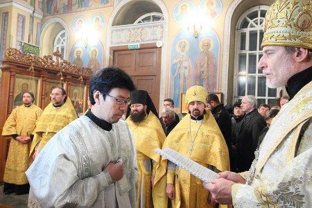 Свет православной веры в Гонконге