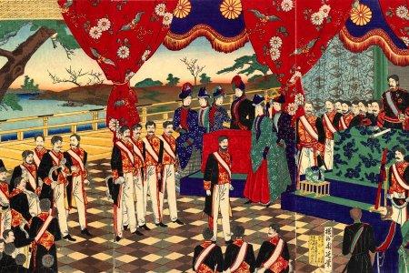 Японский консерватизм между Западом и Востоком