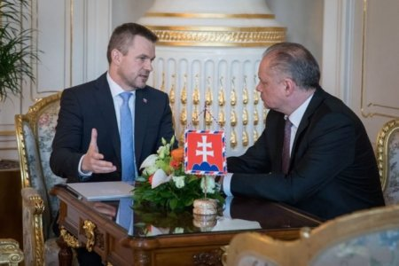 Масштабные изменения в руководстве Словацкой Республики