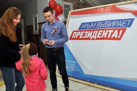 Крымский аспект выборов президента России