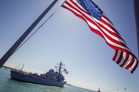 Черноморский регион: США усиливают напряженность