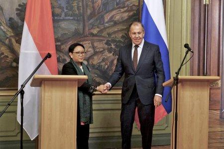 Россия и Индонезия нацелены на стратегическое партнерство
