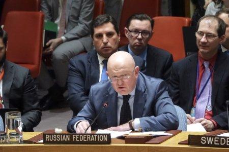 Представитель России в ООН – западникам: «Оставьте свои грязные игры!»