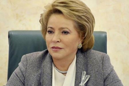 Контрсанкции будут учитывать интересы российской экономики и граждан страны - В. Матвиенко