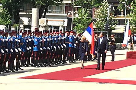 Завершился визит делегации российских парламентариев в Республику Босния и Герцеговина