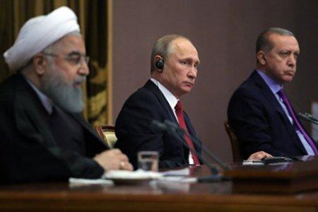 Российско-турецкие отношения (в комментариях СМИ Турции по саммиту в Анкаре)