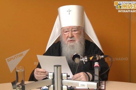 Пасхальное послание митрополита Крутицкого и Коломенского Владыки Ювеналия
