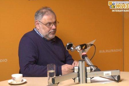 Михаил Леонидович Хазин, российский экономист, политолог (часть 2)