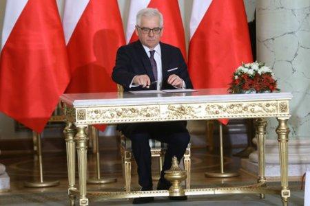 Польша обозначила приоритеты своей внешней политики