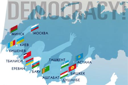 Демократизация постсоветских политических режимов: консервативный сценарий