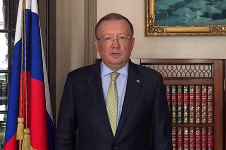 Эксклюзив: посол РФ в Великобритании А.Яковенко запросил личную встречу с Б.Джонсоном