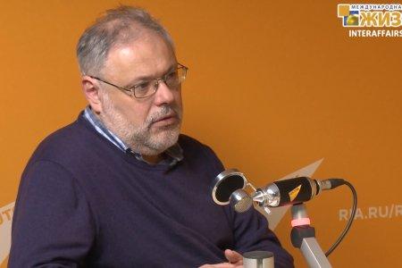 Михаил Леонидович Хазин, российский экономист, политолог (часть 1)