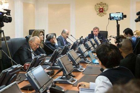 Алексей Пушков: «СМИ должны снижать уровень напряженности, а не повышать его»
