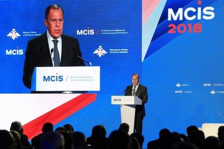 VII Московская конференция по международной безопасности – диалог о мире и стабильности