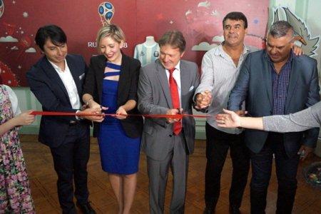 В Буэнос-Айресе открылся Дом болельщика