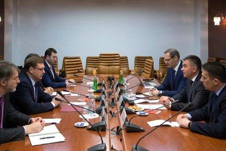 В. Красносельский: «Приднестровье считает себя частью «русского мира»