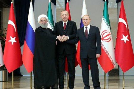 Сирия: «Астанинская тройка» и непредсказуемость США