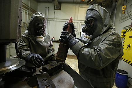 Химическое оружие: новые грани старой угрозы. Лекция Антона Уткина