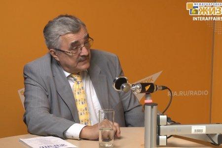 Владимир Леонидович Жарихин –политолог, заместитель руководителя Института стран СНГ (часть 2)