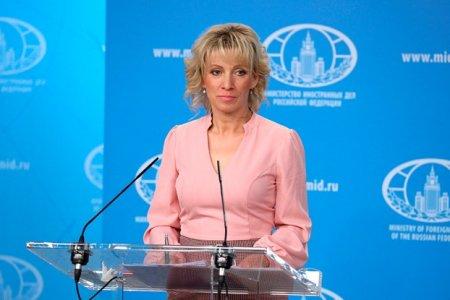 Мария Захарова раскритиковала инициативу о созыве специальной сессии руководящего органа ОЗХО
