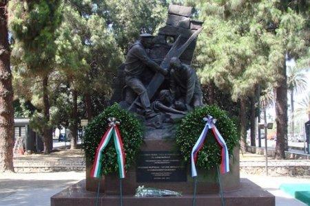 В Мессине помнят подвиг русских моряков