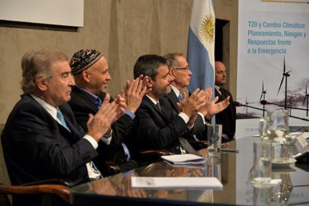 Эксперты в Аргентине рассмотрели проблему изменения климата