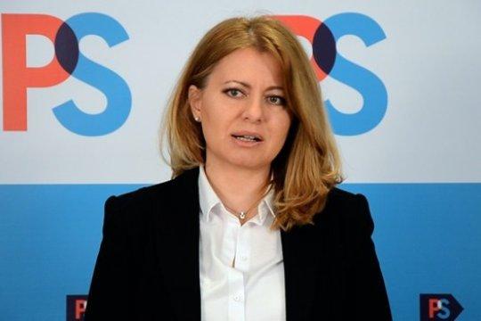 Зузана Чапутова собирается принять участие в выборах президента Словакии