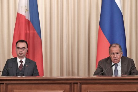 Сергей Лавров: Филиппины – важный и перспективный партнер России в АТР