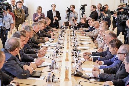 Россия и Египет выступили против решения палестинского вопроса вне прямого диалога между Израилем и Палестиной