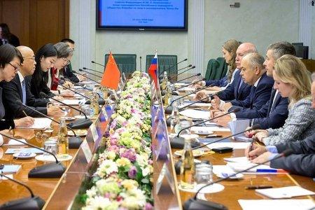 Россия и КНР укрепляют общественные контакты