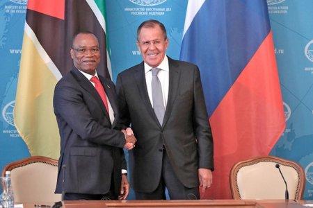 Жозе Пашеку: Сотрудничество между Россией и Мозамбиком приобретает новый динамизм и новое содержание