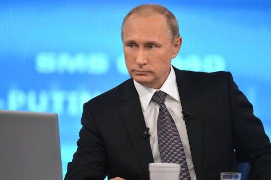 «Прямая линия» с Владимиром Путиным - онлайн-трансляция